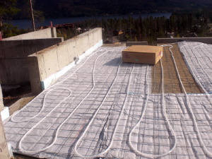 Radiant Floor Heating Colorado
